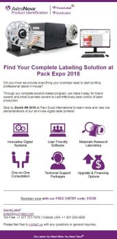 Pack-Expo-PreShow-2018_Email3-Discover the labeling solution best fit for your application