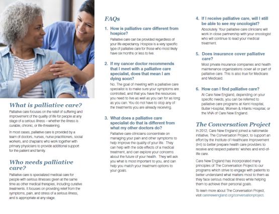 CNE_Brochure_Palliative Care full inside